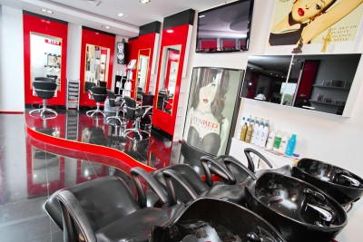Contact Zenred Salon in Bangkok