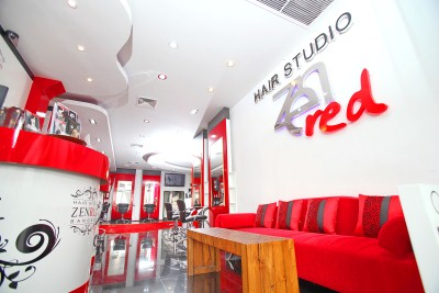 zenred salon in bangkok