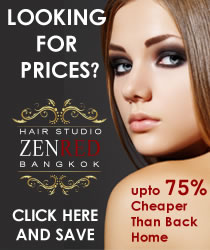 Beauty Salon Bangkok Prices