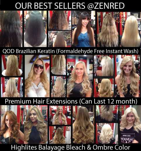 bangkok hair salon best sellers