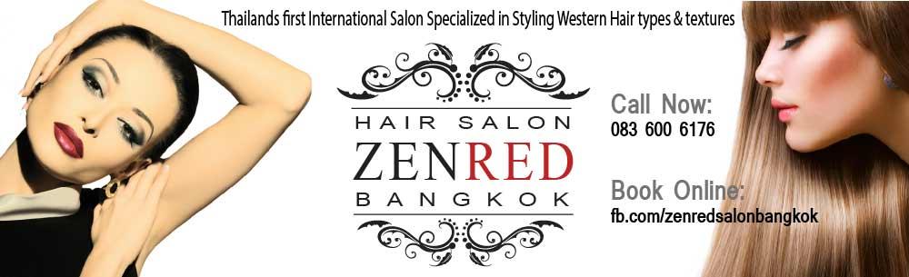 Bangkok Salon Prices - Zenred Salon Prices in Bangkok Thailand